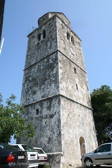 sveti juraj templom (forrás: photoforum.istria.info)
