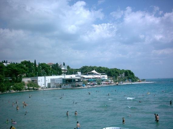 Strand Bacvice Split